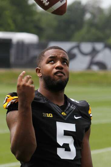 Iowa RB: Who, what, when, where and why