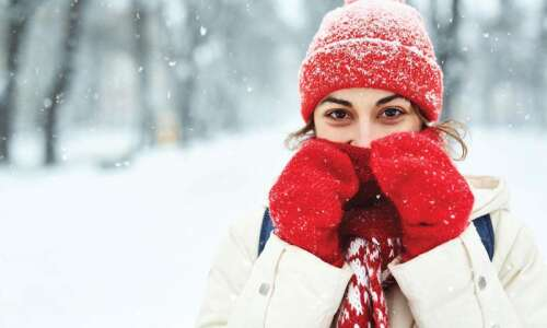 Winter solutions for dry skin, dandruff, colds, flus and frostbite