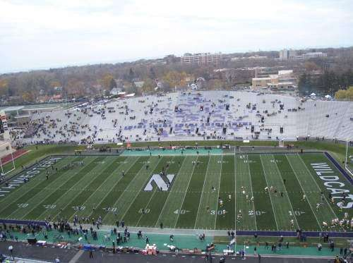 LIVE FROM RYAN FIELD, it's Mike Hlas' Tweets and Twaddle from the Iowa-Northwestern game (updated all game)
