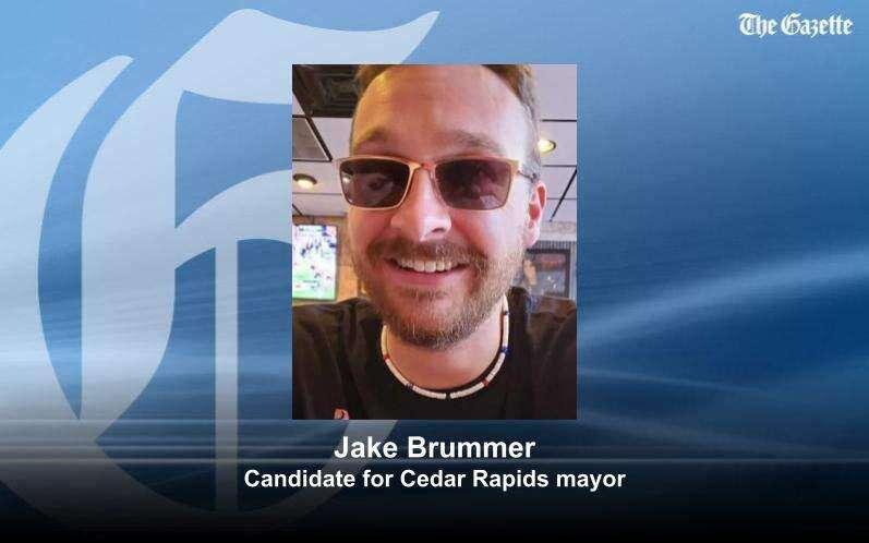 Bar owner Jake Brummer to run for Cedar Rapids mayor