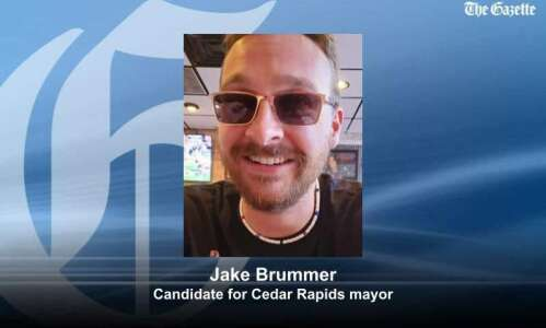 Bar owner Jake Brummer to run for Cedar Rapids mayor