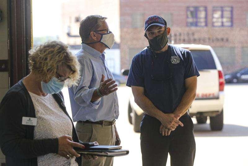 Cedar Rapids issues mask mandate as coronavirus cases spike