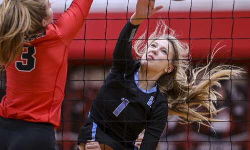 WACO shows out at English Valleys volleyball tournament