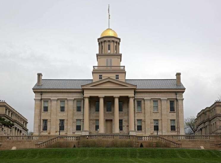 University of Iowa COVID cases top 1,800
