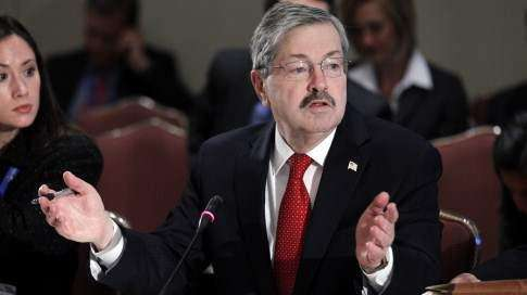 Branstad's picks for judicial commission suggest politics are at play
