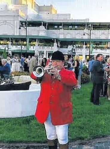25 Years as the Kentucky Bugler
