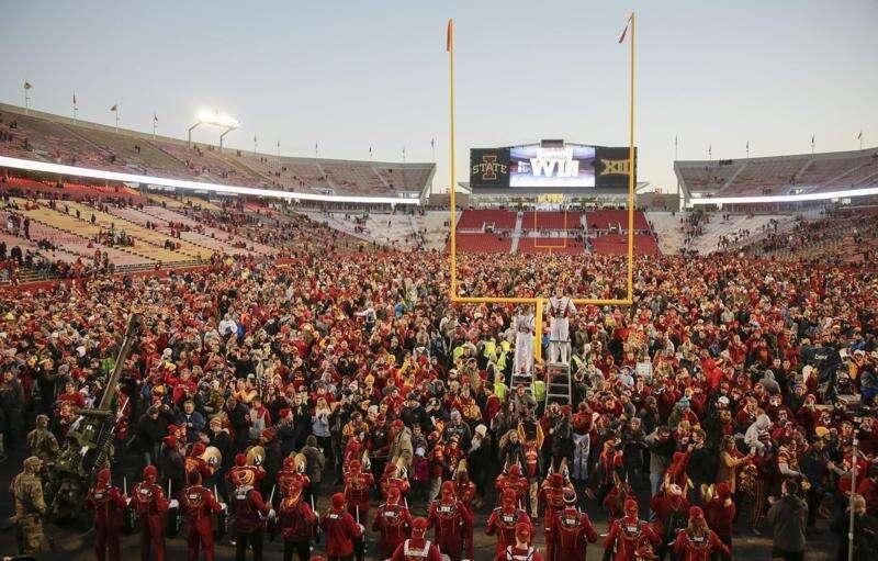 As Iowa State flies past football season-ticket sales record, 'stadium engineering' helps more fans get in