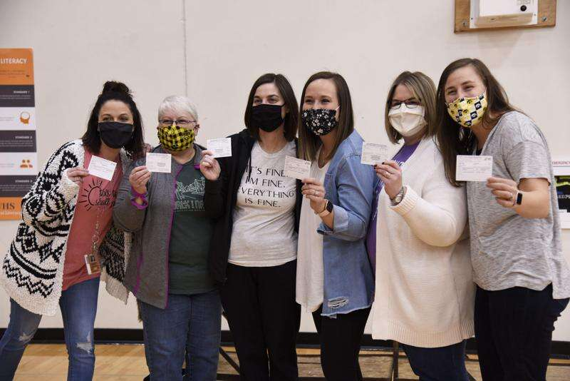 CDC: No more masks for vaccinated