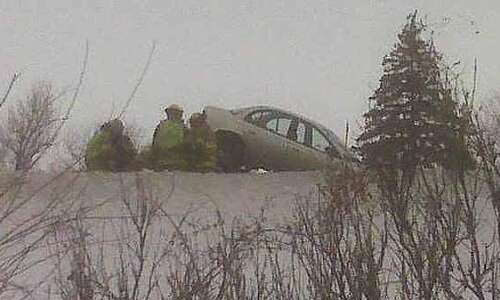 Interstate 380 ramp shut down for multi-vehicle accident