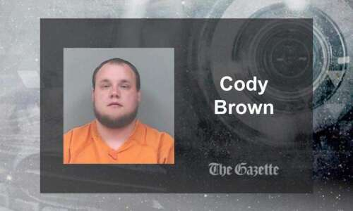 Recap live coverage: Cody Brown involuntary manslaughter trial - July…