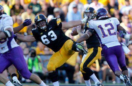 Four Downs -- The Offensive Line (spring edition)