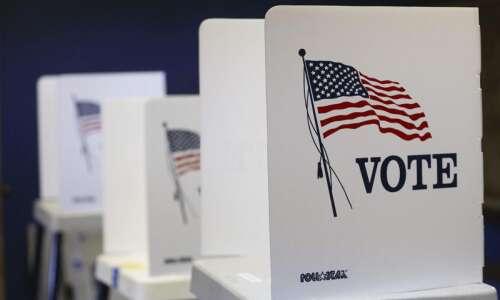 Citing falsehoods, Iowa GOP lawmaker backs voting limits