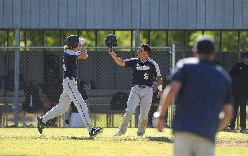 Cedar Rapids Xavier's Alex Neal shows versatility in baseball doubleheader split with Cedar Falls