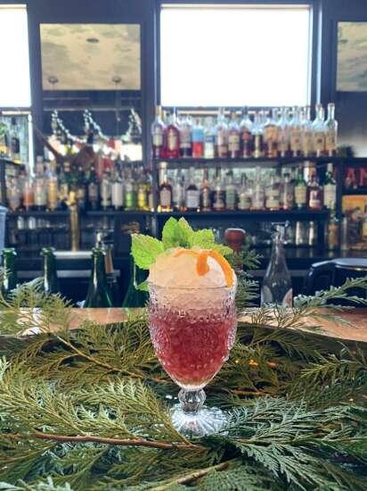 Raising the bar this holiday season