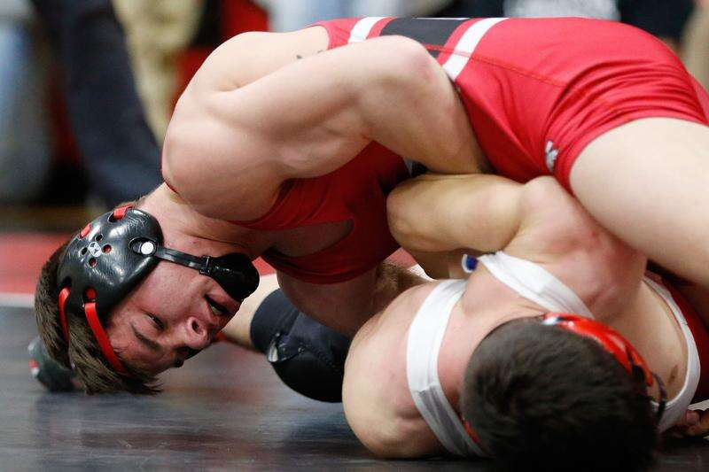 Lisbon's Nick Williams overcomes past adversity, claims sectional title