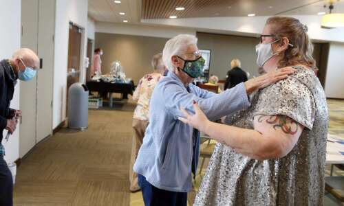 After year of fighting COVID-19, nursing homes see hope in…