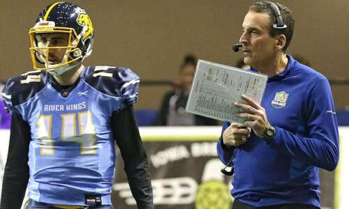 Cedar Rapids River Kings part ways with Coach Mark Stoute