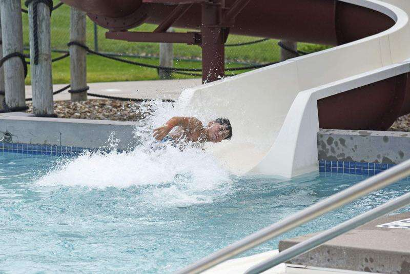 Washington pool sees successful opening weekend