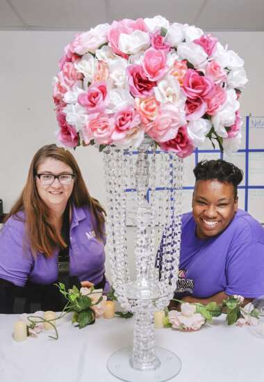 Free program 'empowers' longtime friends with startup party planning business