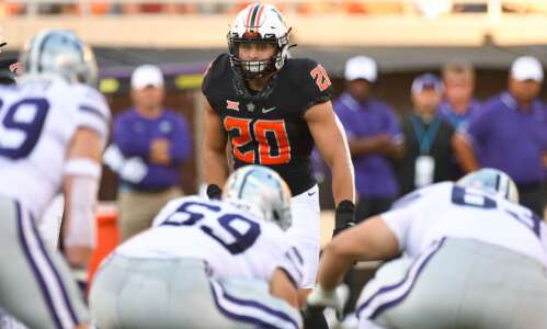 5 Oklahoma State players to watch against Iowa State
