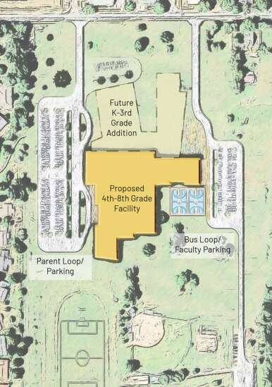 Fairfield school district voters asked to OK $34 million bond for new middle school