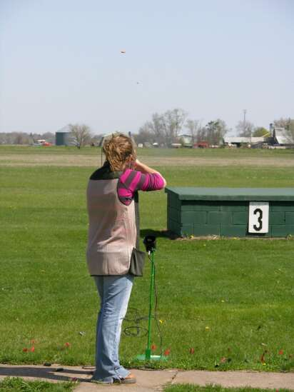 Iowa high school trapshooting teams finding it hard to reload
