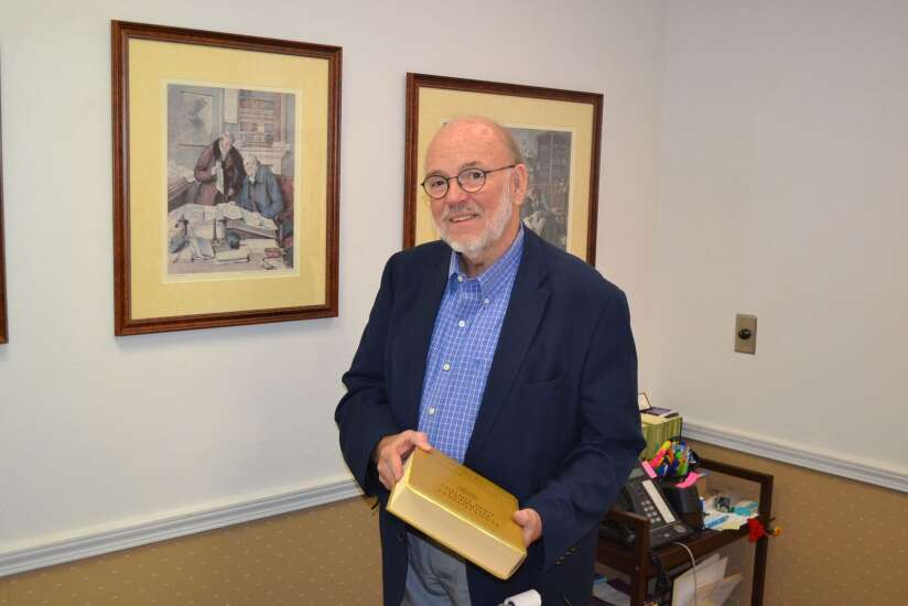 John Morrissey honored for 50 years of practicing law