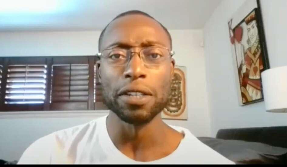 L.A. Times: Ex-Iowa football player entered U.S. Capitol on Jan. 6, home raided by FBI