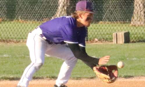 Iowa Wesleyan baseball drops 4 to 1st-place Webster