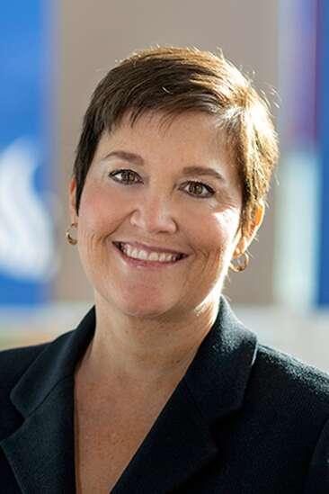 Third University of Iowa presidential finalist is Georgia State Provost Wendy Hensel