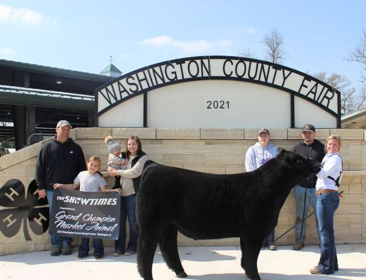 Washington hosts 12th annual Spring Preview Cattle Show