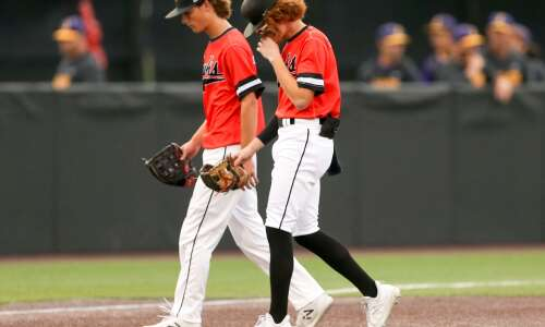 Another thriller, but this one's a loss for Prairie baseball