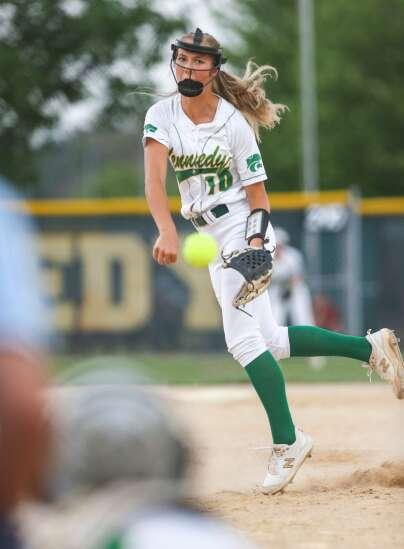Photos: Cedar Rapids Jefferson vs. Cedar Rapids Kennedy, Class 5A Iowa high school softball regional final