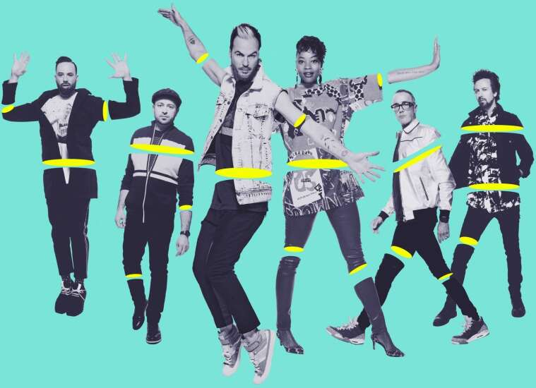 Fitz and the Tantrums bringing 'All the Feels' to Cedar Rapids concert