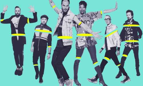 Fitz and the Tantrums coming to Cedar Rapids