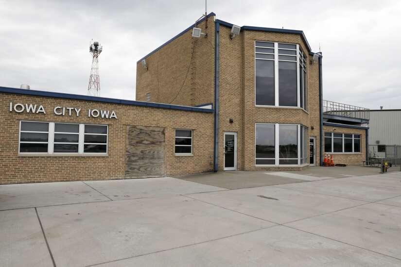 Iowa City Municipal Airport activity surpasses pre-pandemic levels