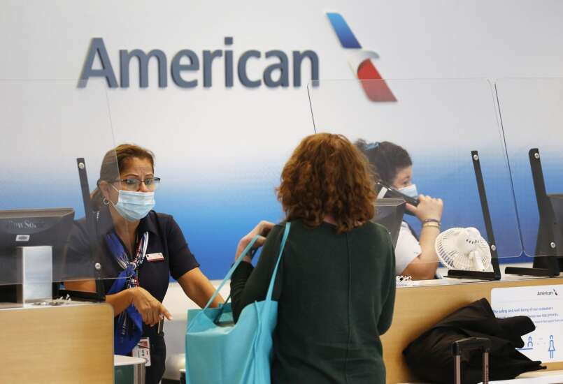 American Airlines cancels 1% of July flights