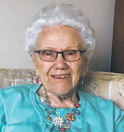 Happy 95th Birthday, Jeanette Maier!