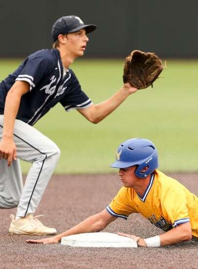 Photos: Cedar Rapids Xavier vs. Dubuque Wahlert, Class 3A Iowa high school state baseball tournament