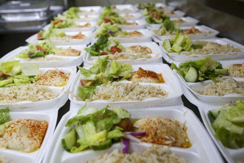 Restaurants and individuals donating hundreds of meals to hospital staff
