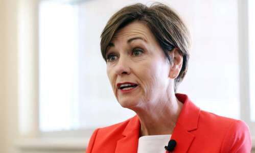 Gov. Reynolds rules out recreational pot in Iowa