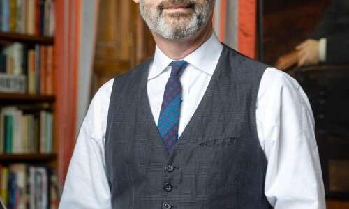 'A Gentleman in Moscow' author Amor Towles to talk about…
