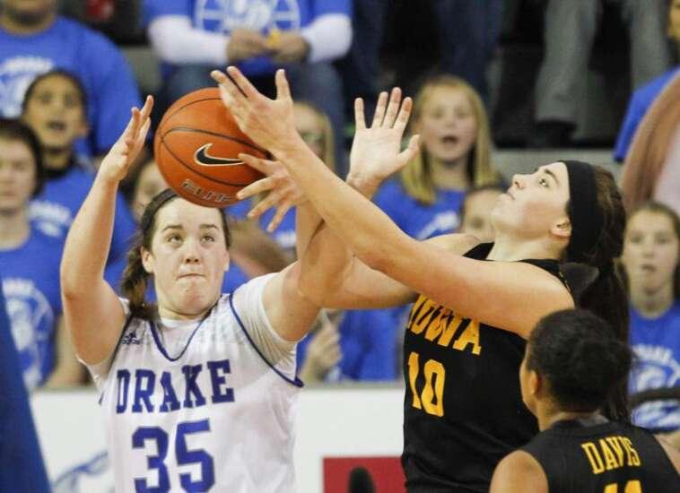 Iowa women's basketball seeks an in-state sweep