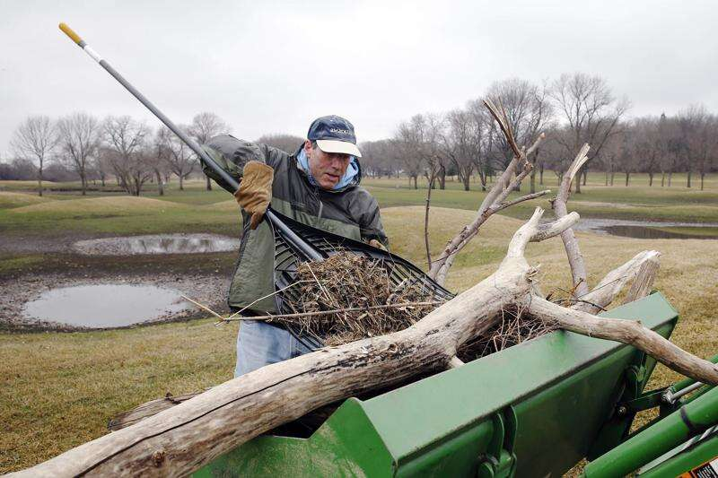 Frequent flooding again calls fate of Jones Golf Course into question