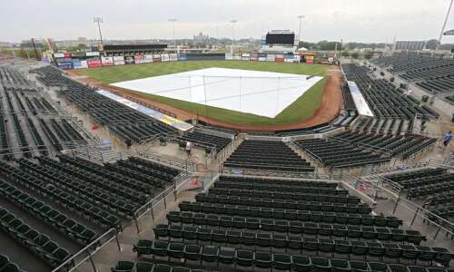 They waited to play state tournament baseball Wednesday ... and…