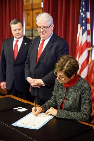Iowa increasingly usurping local self-governance