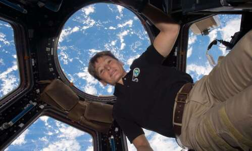 The Iowa girl who spent 665 days in outer space