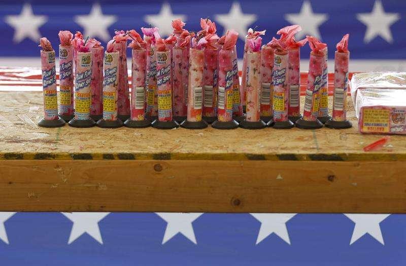 Study: Firework injuries in Iowa spike post-legalization