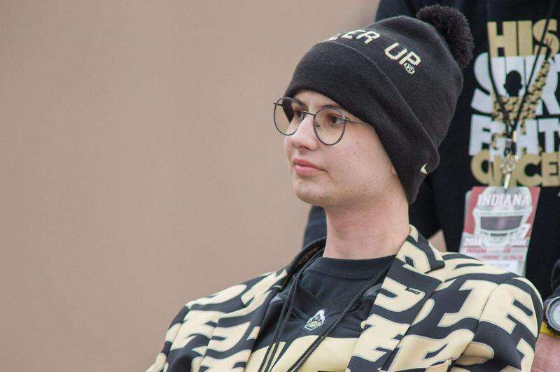 Iowa Hawkeyes join salute to life of Tyler Trent