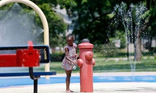 Splash pads opening this weekend in Cedar Rapids
